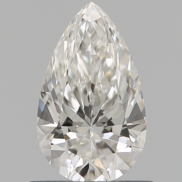 0.73 ct Pear Shape Diamond : G / VS1