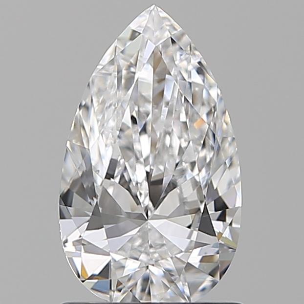 0.99 ct Pear Shape Diamond : D / VS1