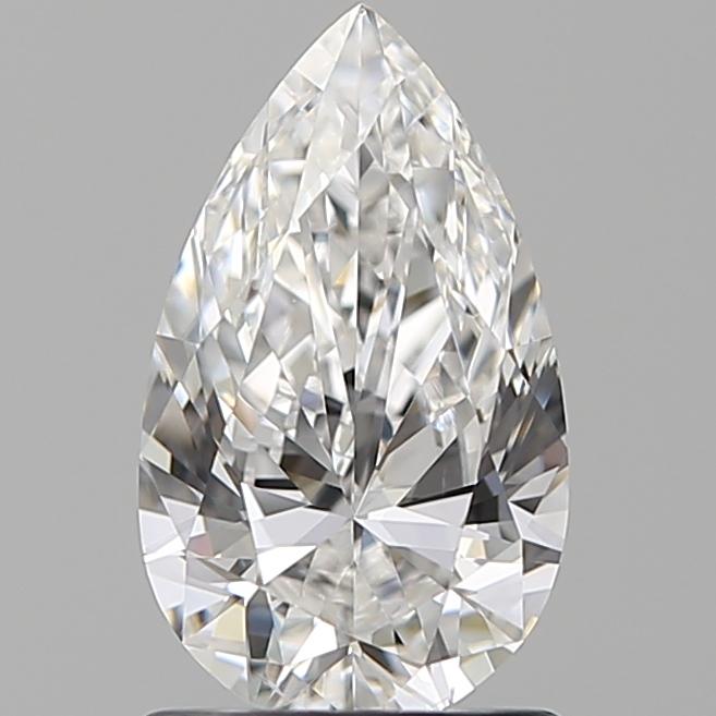 1.20 ct Pear Shape Diamond : E / VS2