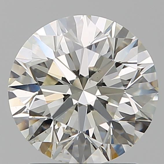 1.60 ct Round Diamond : J / SI2