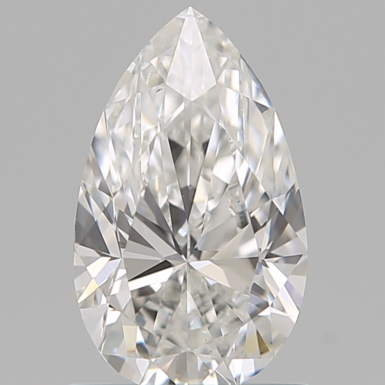 0.90 ct Pear Shape Diamond : G / VS1