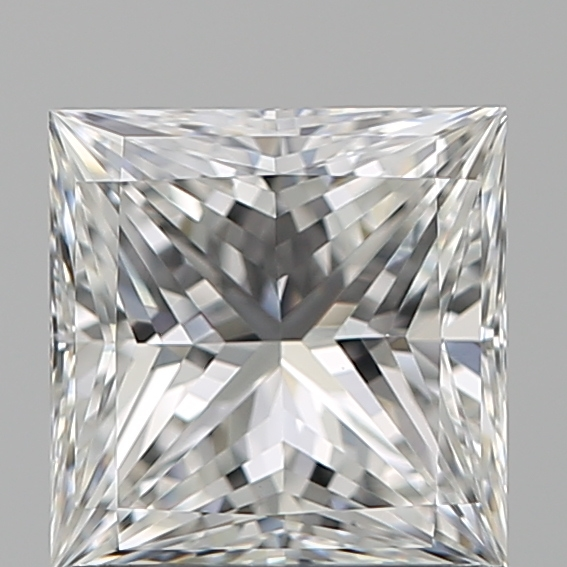 1.00 ct Princess Cut Diamond : F / VS1