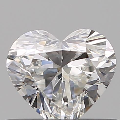 0.40 ct Heart Shape Diamond : G / VS1