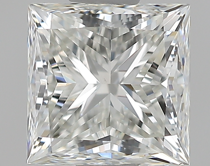 1.01 ct Princess Cut Diamond : H / VS1