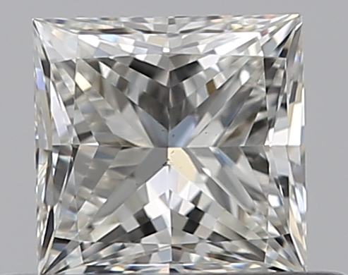0.39 ct Princess Cut Diamond : I / VS2