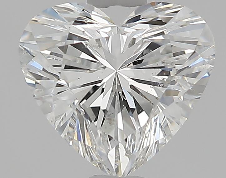 1.06 ct Heart Shape Diamond : G / SI1