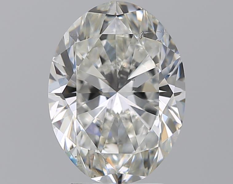 2.51 ct Oval Diamond : G / SI1