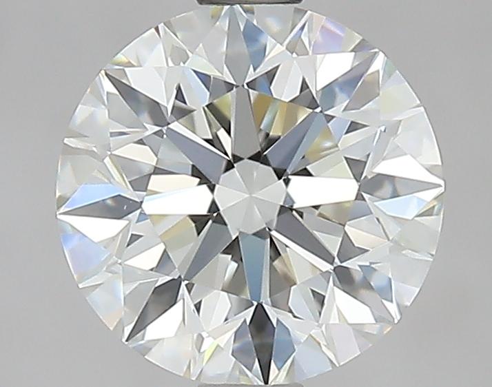 1.50 ct Round Diamond : J / VS2