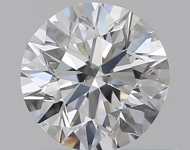 0.46 ct Round Diamond : D / SI1