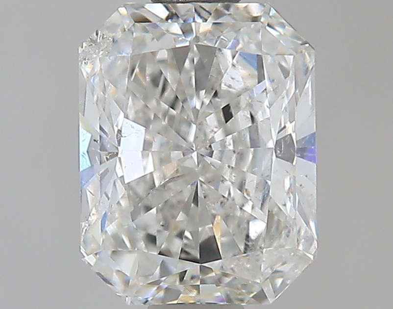 1.01 ct Radiant Diamond : H / SI2