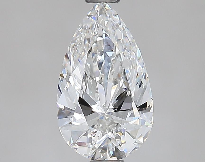 1.00 ct Pear Shape Diamond : F / VS2