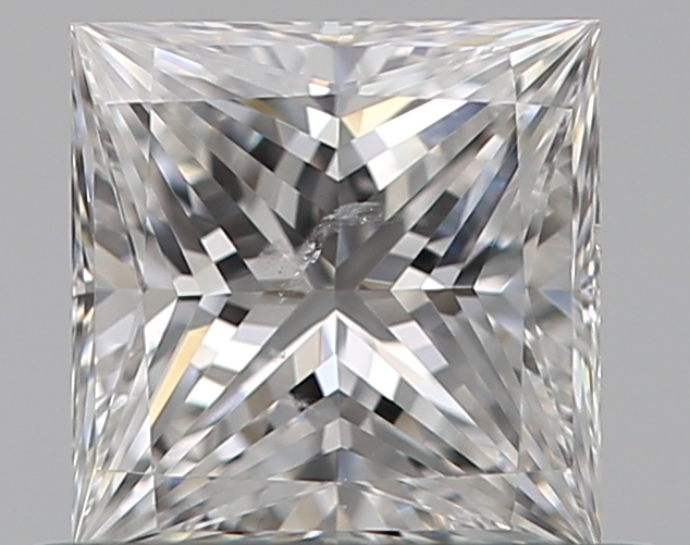 0.51 ct Princess Cut Diamond : E / SI2