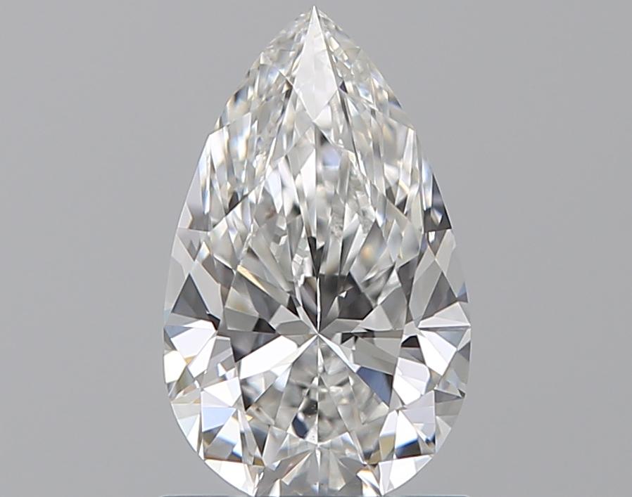 0.90 ct Pear Shape Diamond : F / VS1