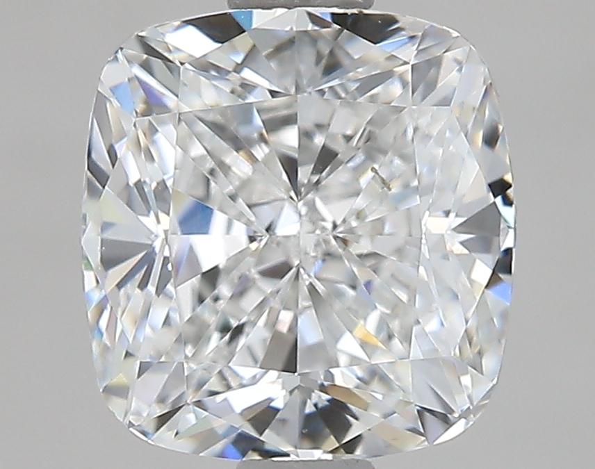 1.70 ct Cushion Cut Diamond : F / VS1