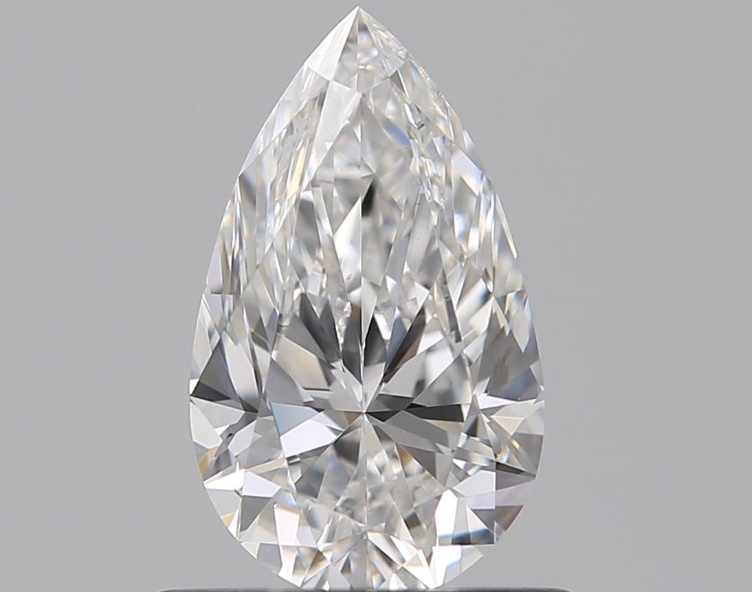 0.72 ct Pear Shape Diamond : E / VS2