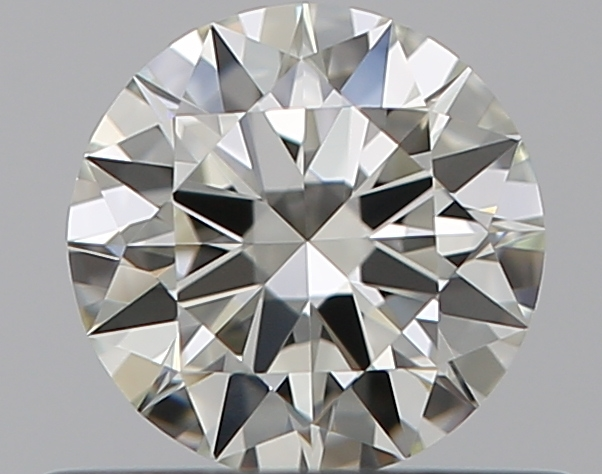 0.40 ct Round Diamond : K / IF