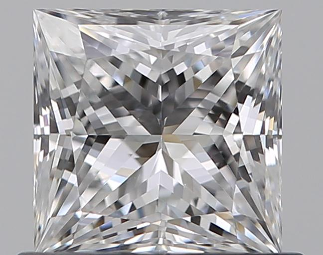 0.60 ct Princess Cut Diamond : D / VS1