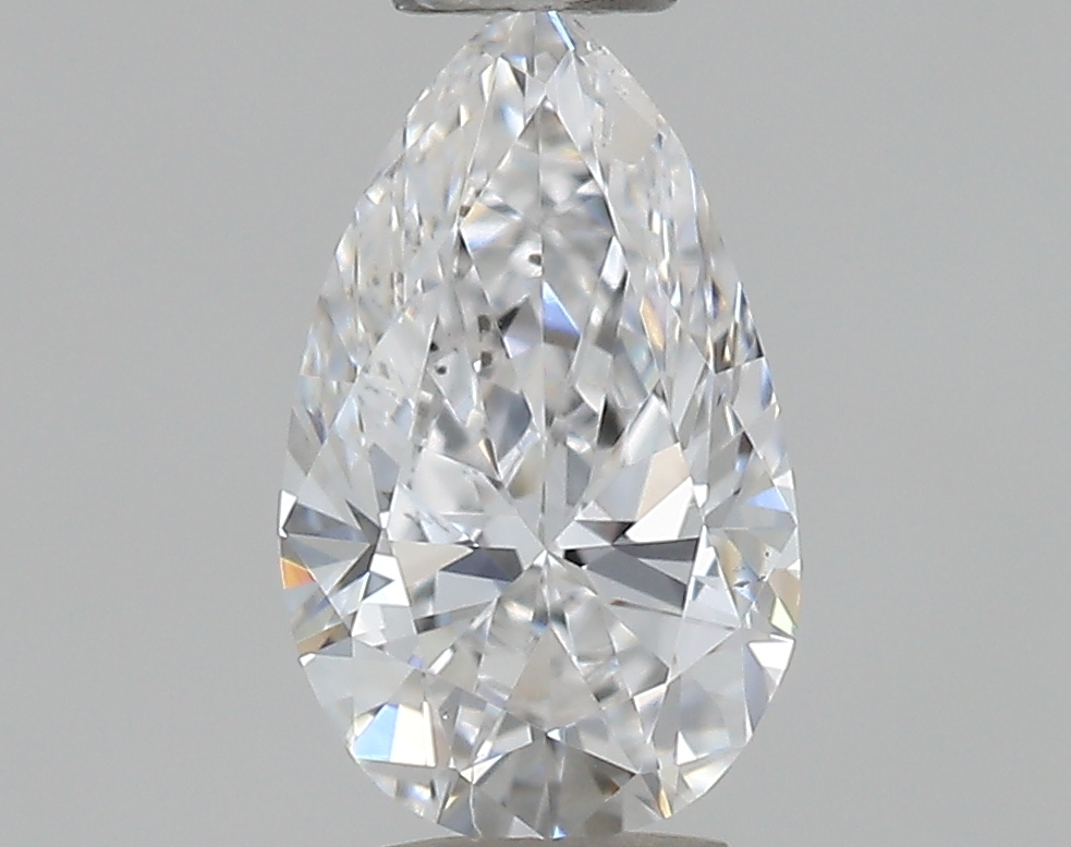 0.31 ct Pear Shape Diamond : D / I1
