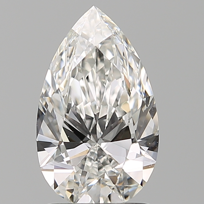 1.50 ct Pear Shape Diamond : F / VS1