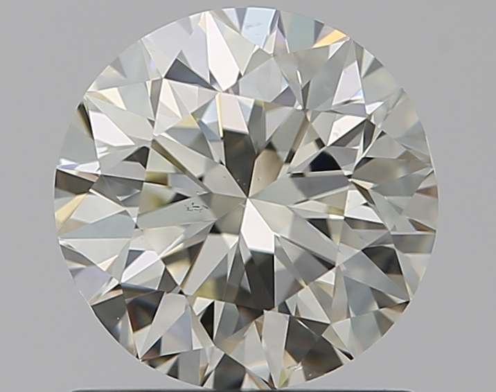 0.90 ct Round Diamond : L / VS1