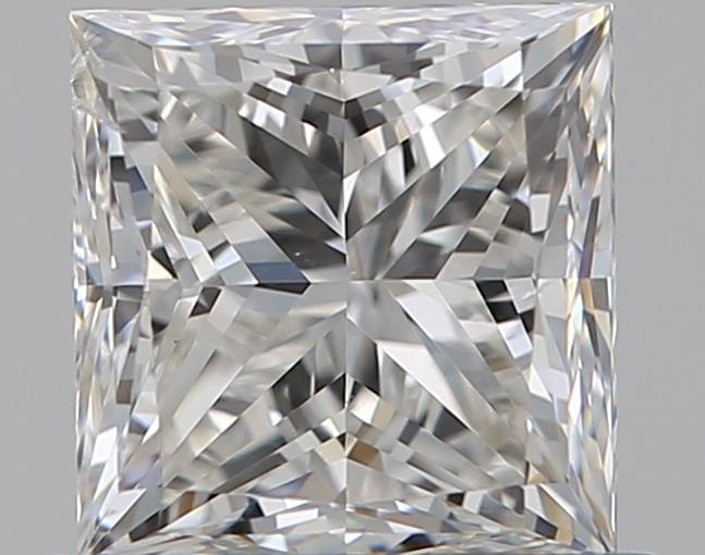 0.70 ct Princess Cut Diamond : H / SI2