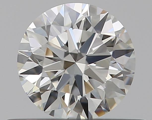0.36 ct Round Diamond : I / VVS1