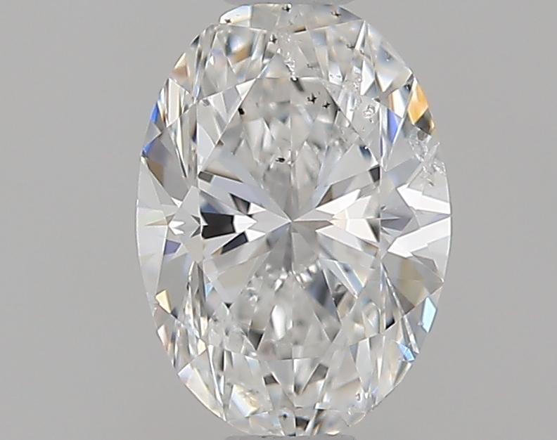 0.50 ct Oval Diamond : E / SI2