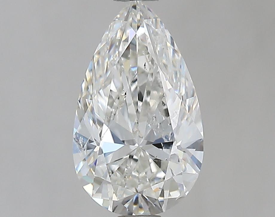 1.31 ct Pear Shape Diamond : H / SI2