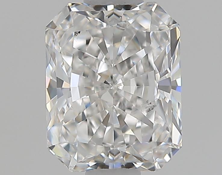 1.01 ct Radiant Diamond : F / SI1