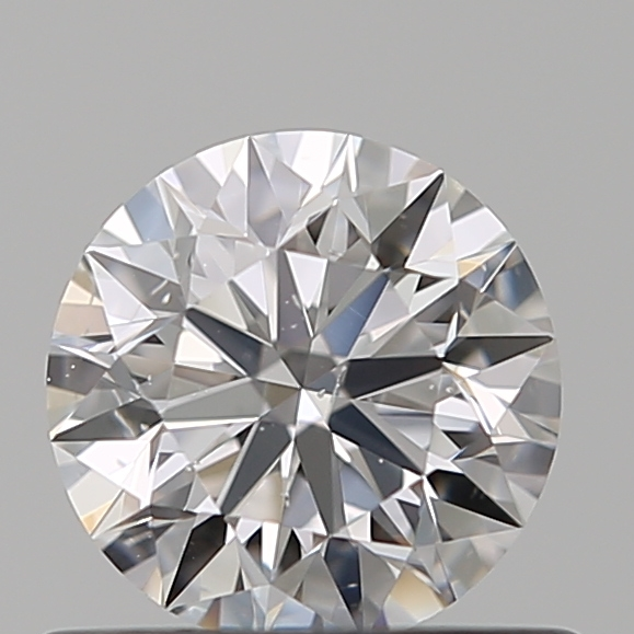 0.59 ct Round Diamond : D / SI1