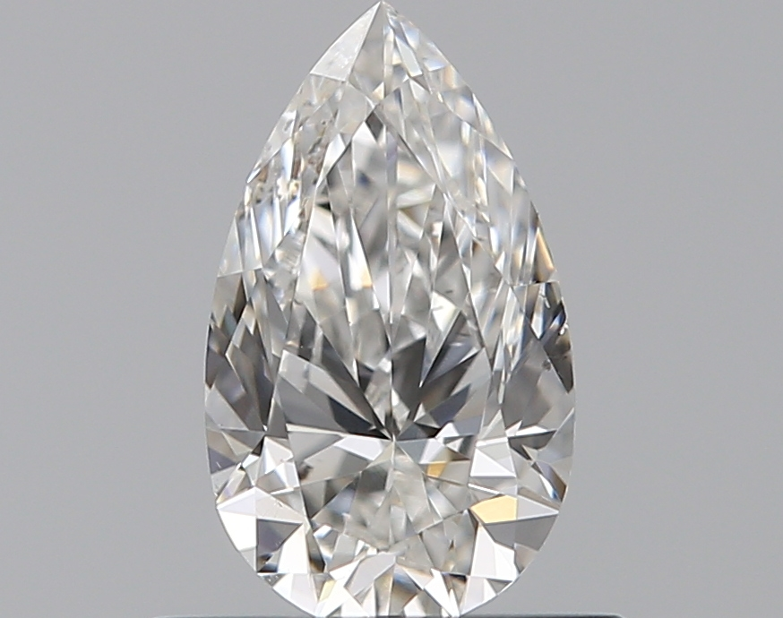 0.41 ct Pear Shape Diamond : F / VS1