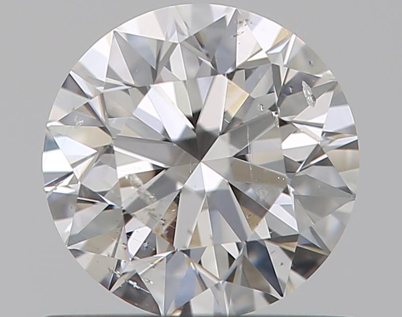0.57 ct Round Diamond : E / SI2