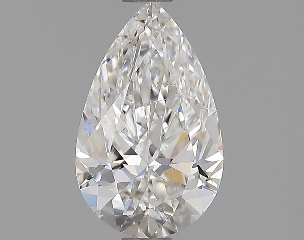 1.02 ct Pear Shape Diamond : E / SI2
