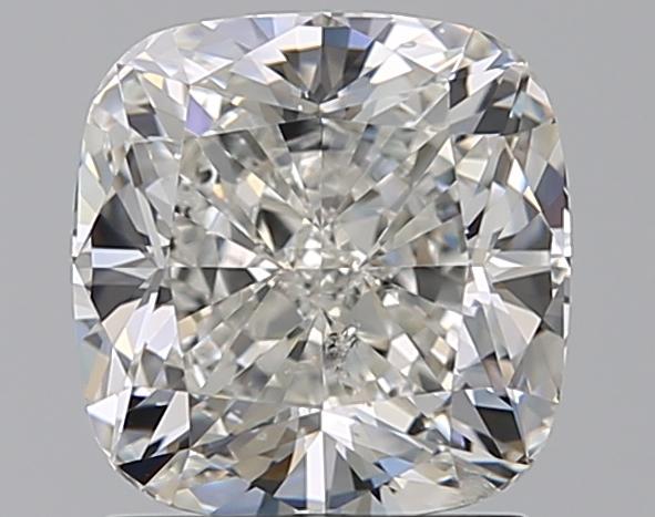 1.50 ct Cushion Cut Diamond : H / SI2