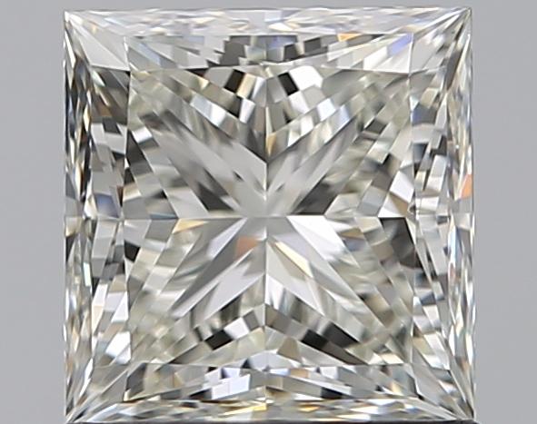 1.01 ct Princess Cut Diamond : J / VS1