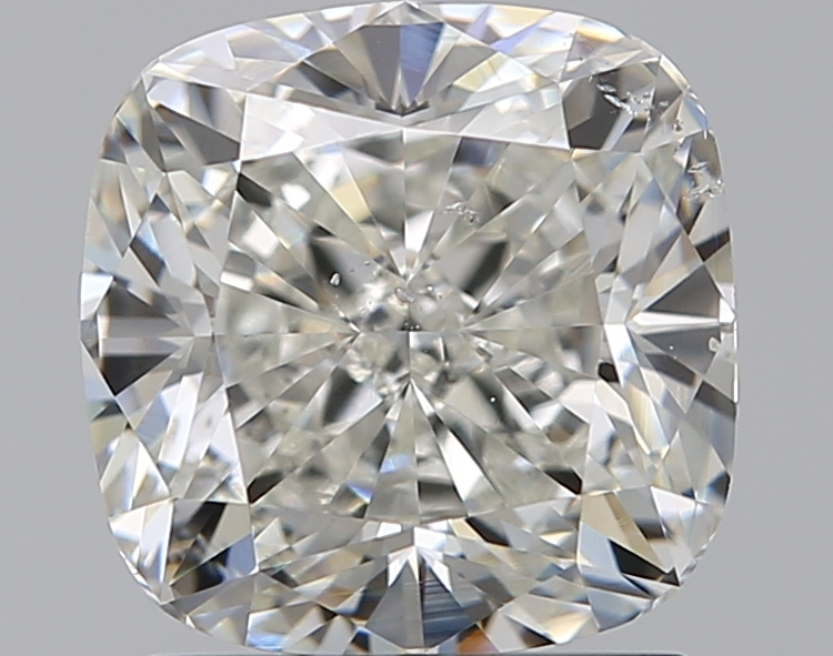 1.60 ct Cushion Cut Diamond : I / SI2