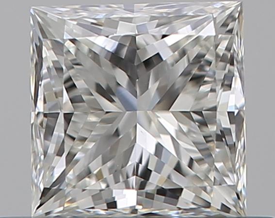 0.47 ct Princess Cut Diamond : H / VS1