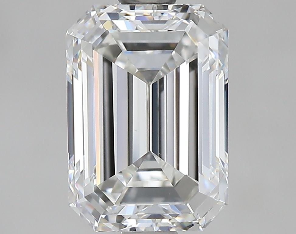1.51 ct Emerald Cut Diamond : G / VS1