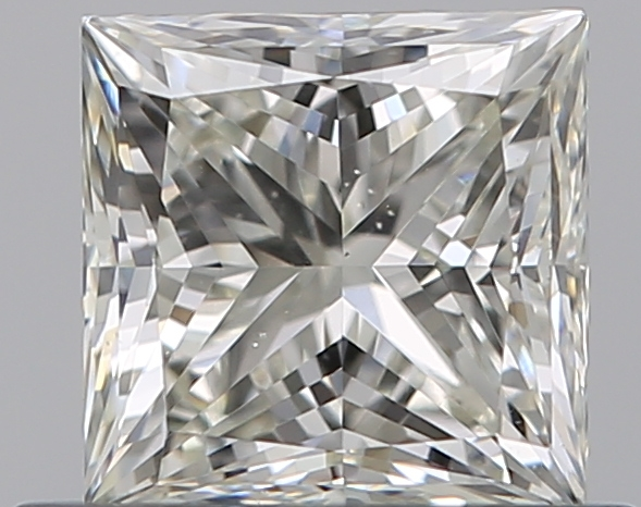 0.54 ct Princess Cut Diamond : K / VS2