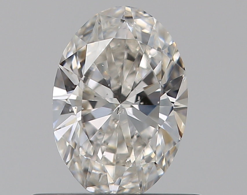 0.50 ct Oval Diamond : H / SI1
