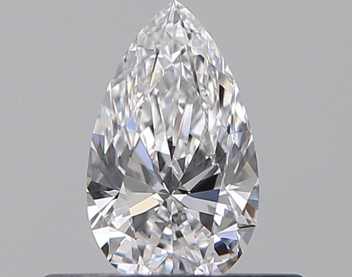 0.33 ct Pear Shape Diamond : D / VS1