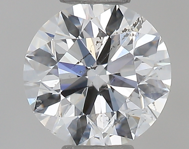 0.33 ct Round Diamond : F / SI2
