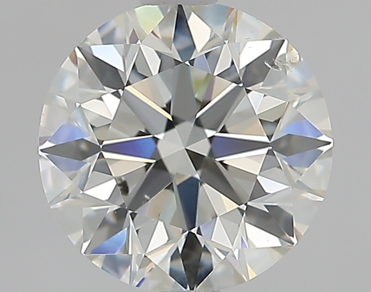 2.01 ct Round Diamond : K / SI1
