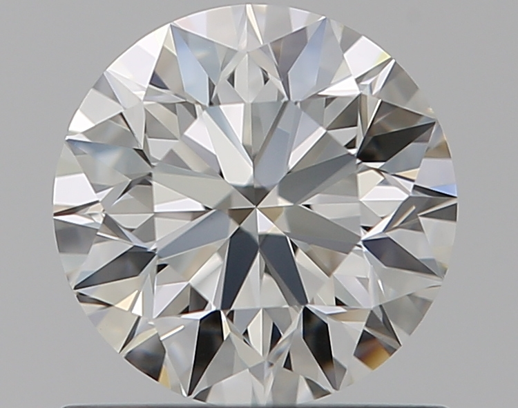 0.70 ct Round Diamond : H / VVS2