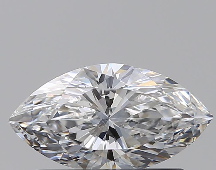 0.42 ct Marquise Diamond : D / SI2