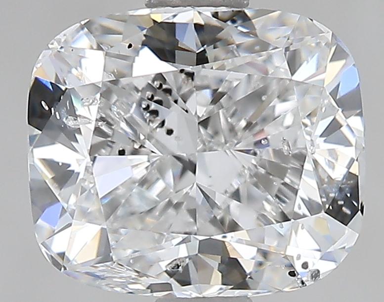 1.24 ct Cushion Cut Diamond : E / SI2