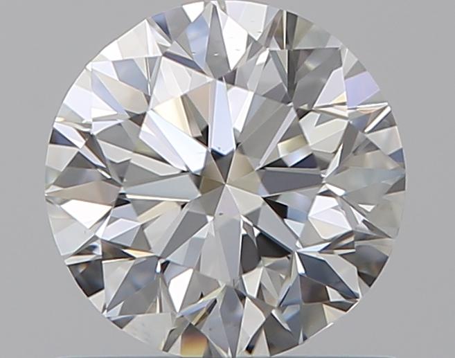 0.70 ct Round Diamond : H / VS1