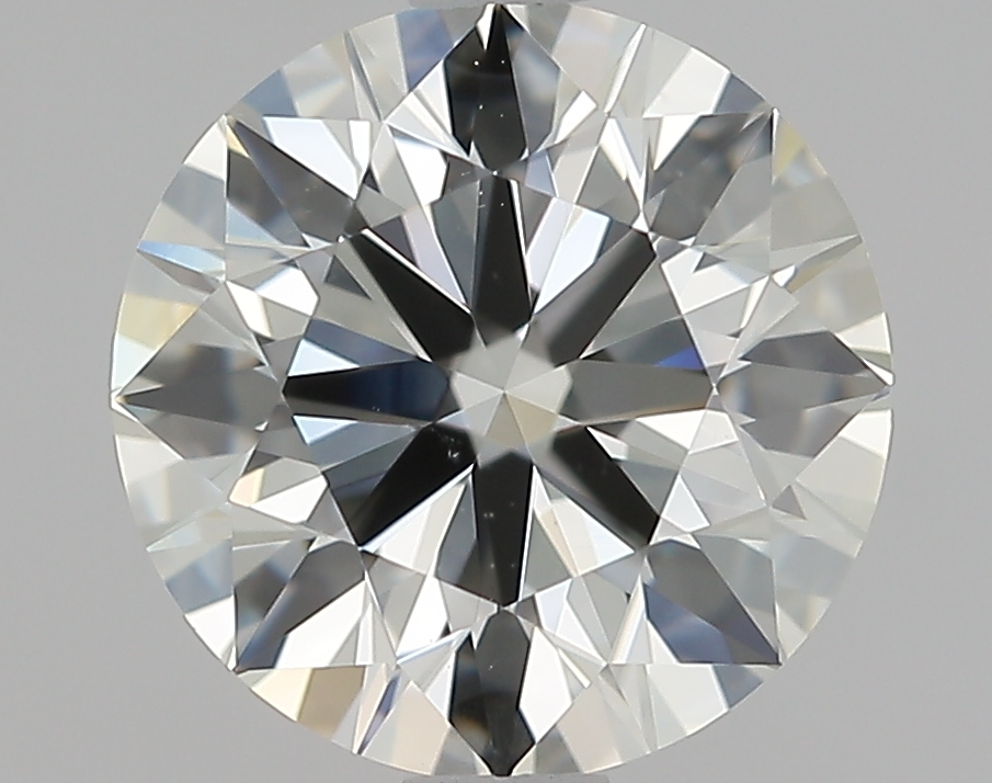 1.70 ct Round Diamond : J / VS2