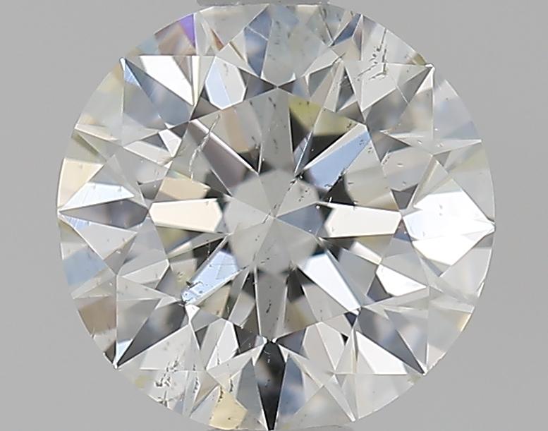 0.96 ct Round Diamond : J / SI2