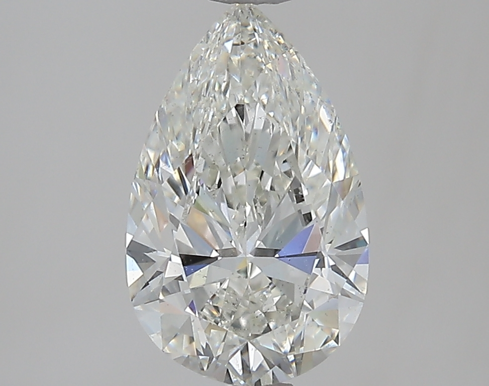 2.00 ct Pear Shape Diamond : I / SI2